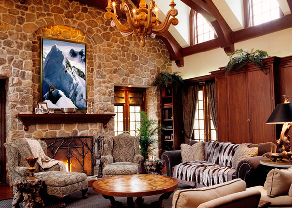 Pheasant House Family Room